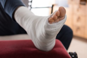 Slip And Fall Injuries In Store Kenyon MN